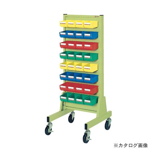 【直送品】サカエ SAKAE パネルハンガー 移動式 片面タイプ ZBS-5Y