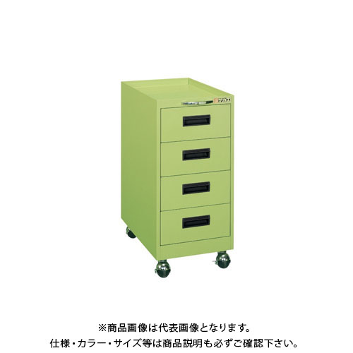 【直送品】サカエ 作業台用キャビネットワゴン 2A