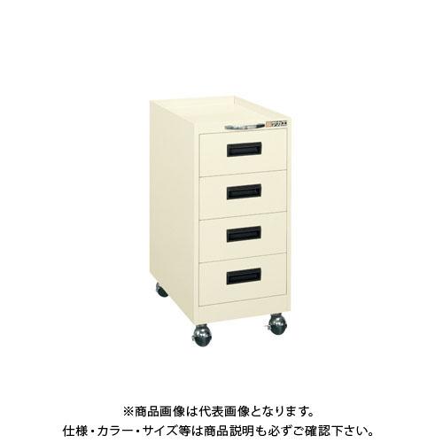 【直送品】サカエ 作業台用キャビネットワゴン 2AI