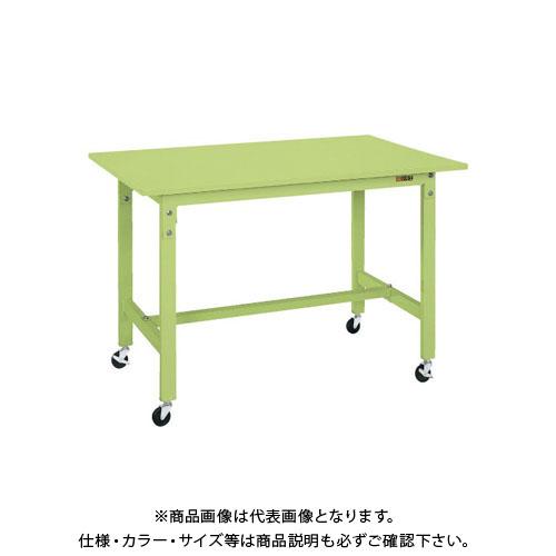 【直送品】サカエ 軽量作業台CKタイプ移動式 CK-189SR