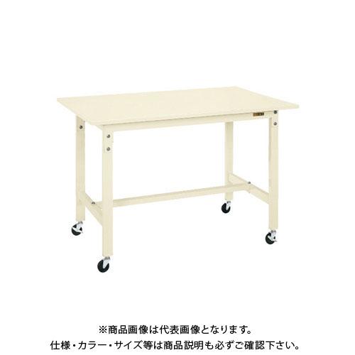 【直送品】サカエ 軽量作業台CKタイプ移動式 CK-187SRI