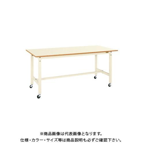 【直送品】サカエ 軽量作業台CKタイプ移動式 CK-187PRI
