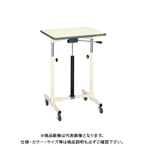 【直送品】サカエ ガスバネ式軽量セルワーク作業台 CLG-6045PI