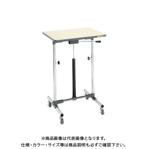 【直送品】サカエ ガスバネ式軽量セルワーク作業台 CLG-6045PM
