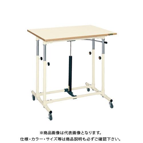 【直送品】サカエ ガスバネ式軽量セルワーク作業台 CLG-9060WPI
