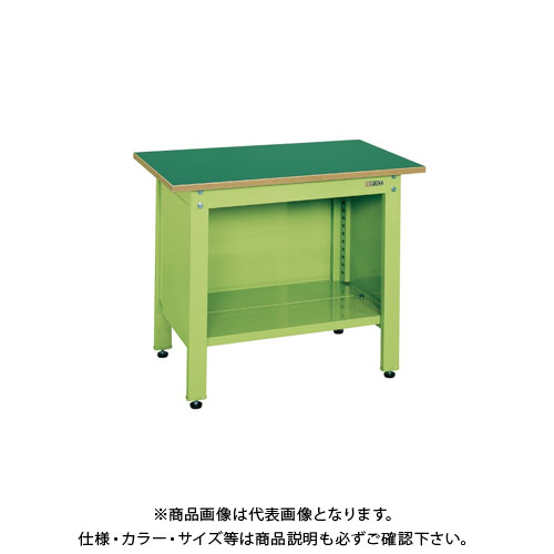 【直送品】サカエ 一人用作業台・軽量固定式 CP-126