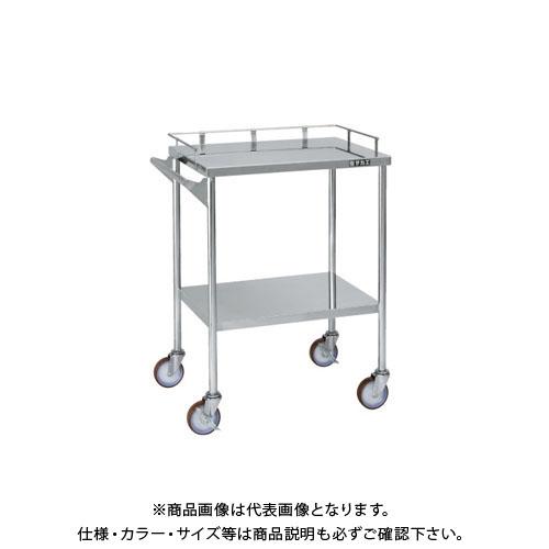 【直送品】サカエ ステンレス CSワゴン CSF-D3SUT