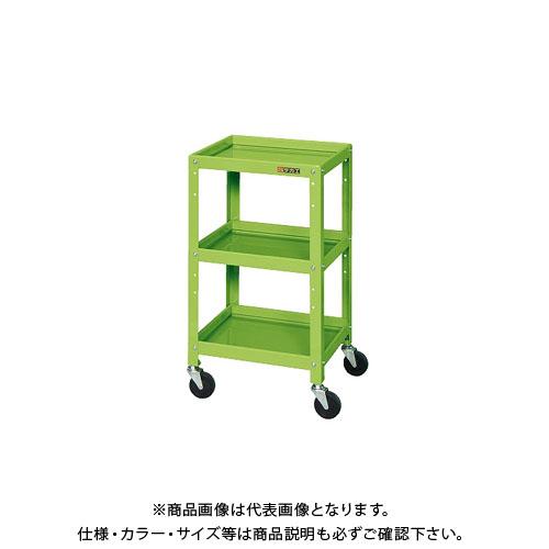 【個別送料1000円】【直送品】サカエ ニューCSツールワゴン CSLA-4073