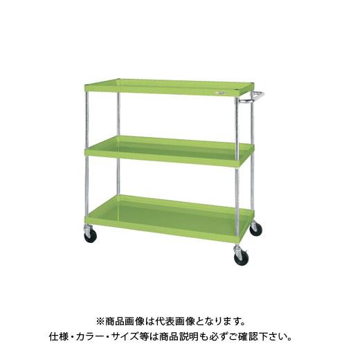 【直送品】サカエ ニューCSパールワゴン CSPA-12123