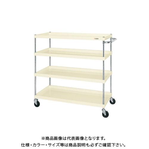 【直送品】サカエ ニューCSパールワゴン CSPA-12124I