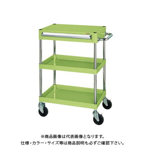 【直送品】サカエ ニューCSパールワゴン CSPA-758A