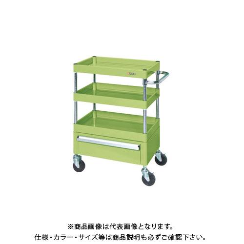 【直送品】サカエ ニューCSパールワゴン CSPA-608C