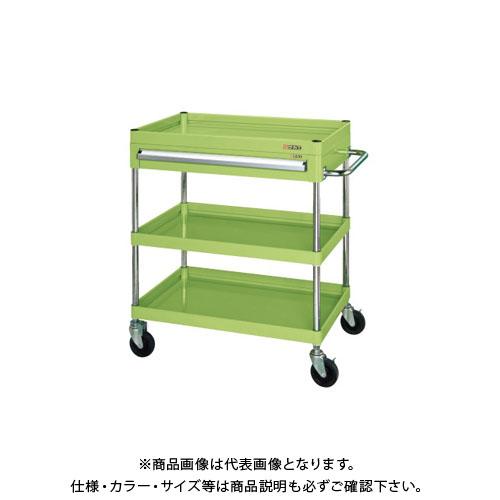 【直送品】サカエ ニューCSパールワゴン CSPA-608B
