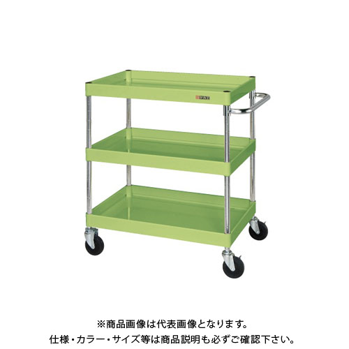 【直送品】サカエ ニューCSパールワゴン CSPA-758F