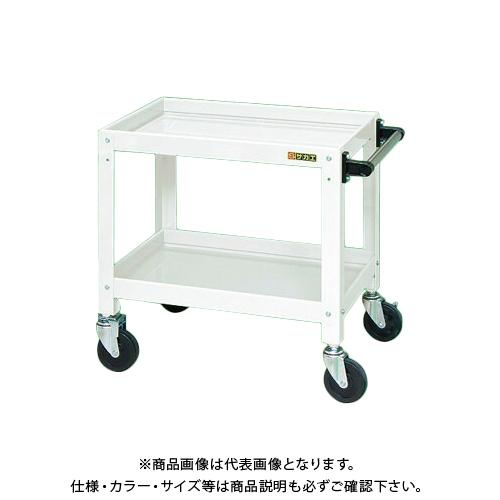 【直送品】サカエ ニューCSスペシャルワゴン(パールホワイト) CSSA-606W