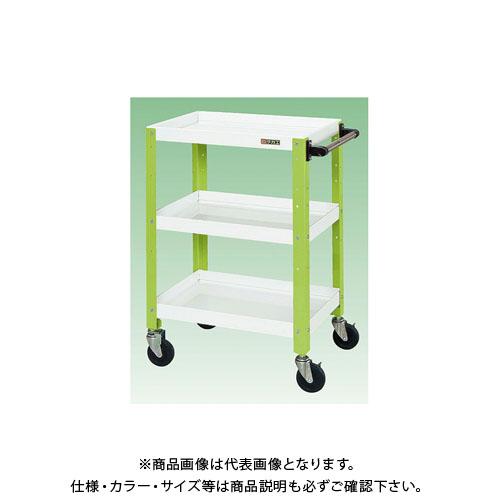 【直送品】サカエ ニューCSスペシャルワゴン(ツートン) CSSA-608WG