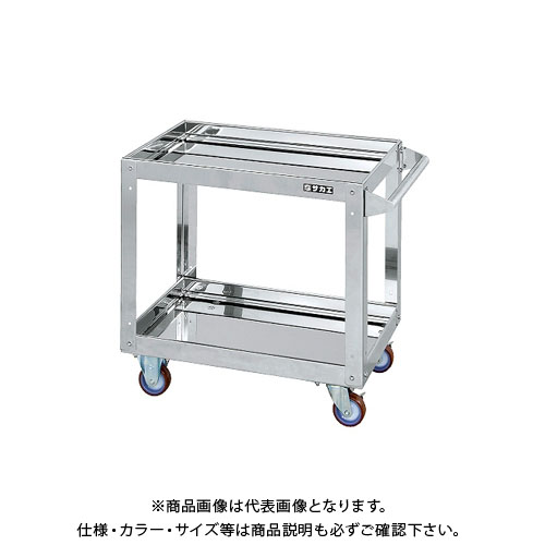 【直送品】サカエ ステンレスニューCSスーパーワゴン CSWA-606SSJ