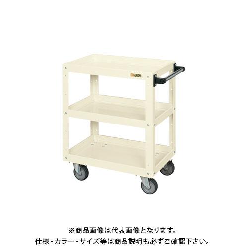【直送品】サカエ ニューCSスーパーワゴン(エラストマー車仕様) CSWA-607EJI