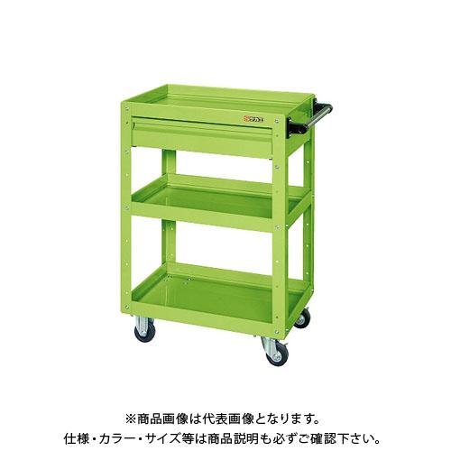 【直送品】サカエ ニューCSスーパーワゴン CSWA-608CNU