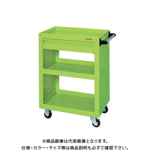 【直送品】サカエ ニューCSスーパーワゴン CSWA-758CP