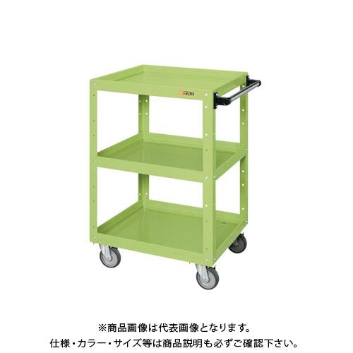 【直送品】サカエ ニューCSスーパーワゴン(エラストマー車仕様) CSWA-607EJ