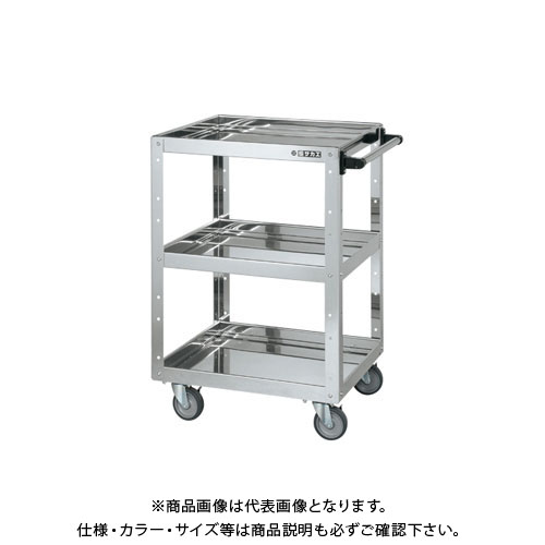 【直送品】サカエ ステンレスニューCSスーパーワゴン CSWA-608SU4EJ