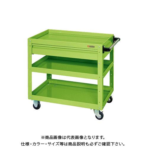 【直送品】サカエ ニューCSスーパーワゴン CSWA-758CJ