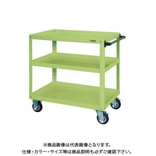 【直送品】サカエ スーパーワゴン EGR-600