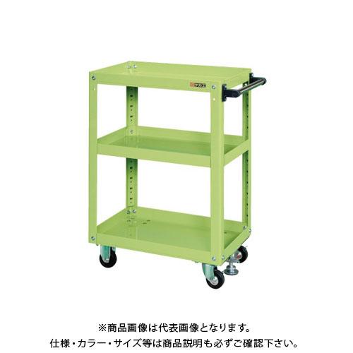 【直送品】サカエ スーパーワゴン EMR-150F