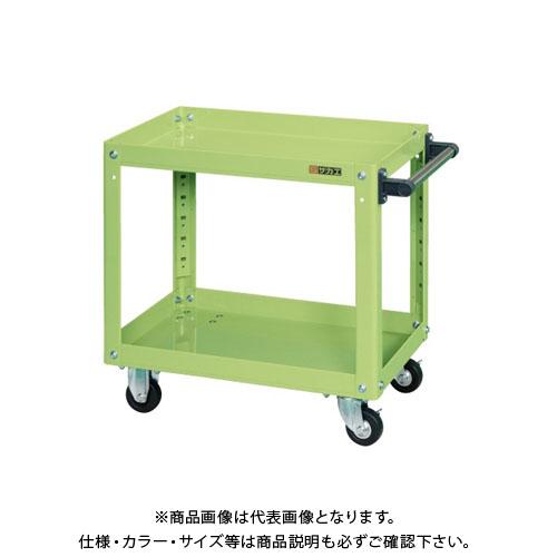 【直送品】サカエ スーパーワゴン EMR-156NU