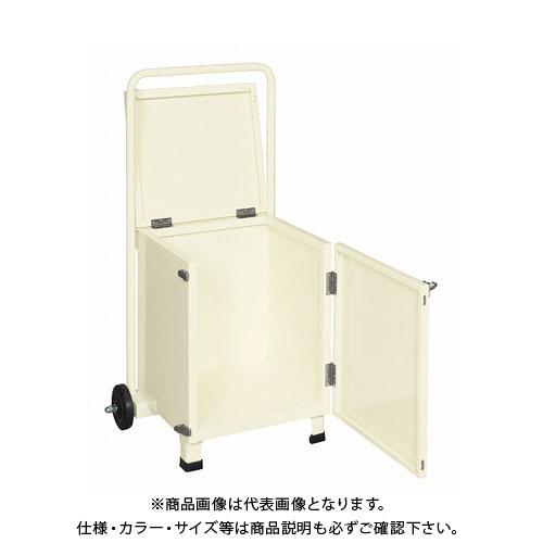 【直送品】サカエ 一斗缶・ポリタンク収納キャリー ITPT-CI