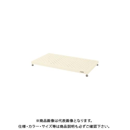 【直送品】サカエ 足踏台(すべり止め加工) JA-1260LNI