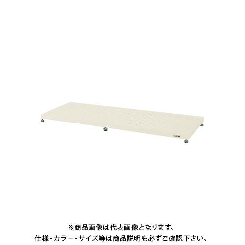【直送品】サカエ 足踏台(すべり止め加工) JA-1860LNI