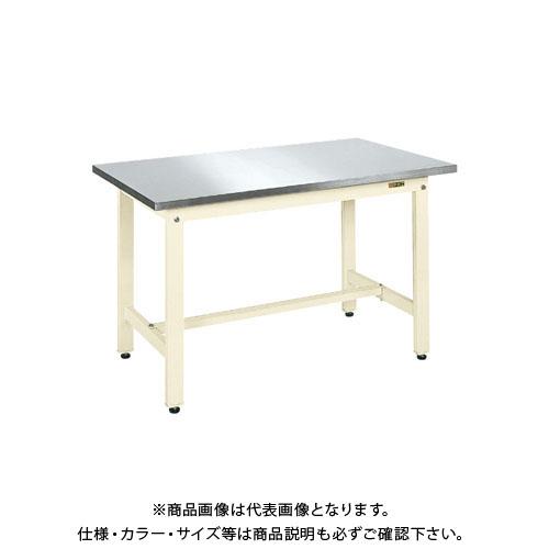 【直送品】サカエ 軽量作業台KKタイプ・ステンレス天板仕様 KK-189SU4NI