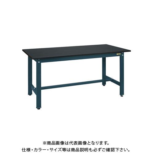 【直送品】サカエ 軽量作業台KKタイプ(ダークグレー) KK-69FD
