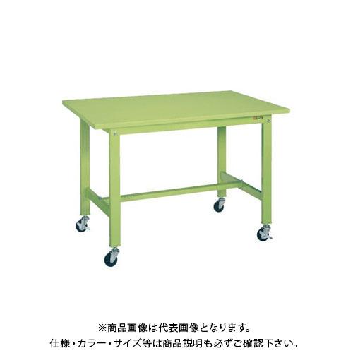 【直送品】サカエ 軽量作業台KKタイプ移動式 KK-38SB1