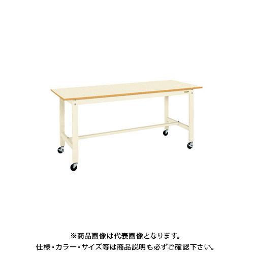 【直送品】サカエ 軽量作業台KKタイプ移動式 KK-70B1I