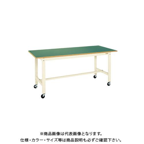 【直送品】サカエ 軽量作業台KKタイプ移動式 KK-69FB1I