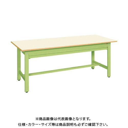 【直送品】サカエ 作業台全面引出し KK-69NZIG