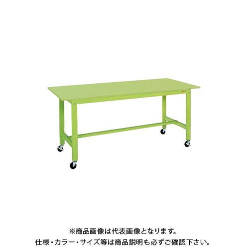 【直送品】サカエ 軽量作業台KKタイプ移動式 KK-68SB1