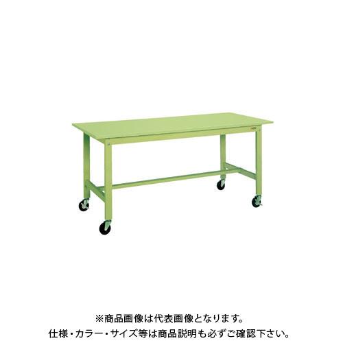【直送品】サカエ 軽量作業台KKタイプ(移動式) KK-58SB2