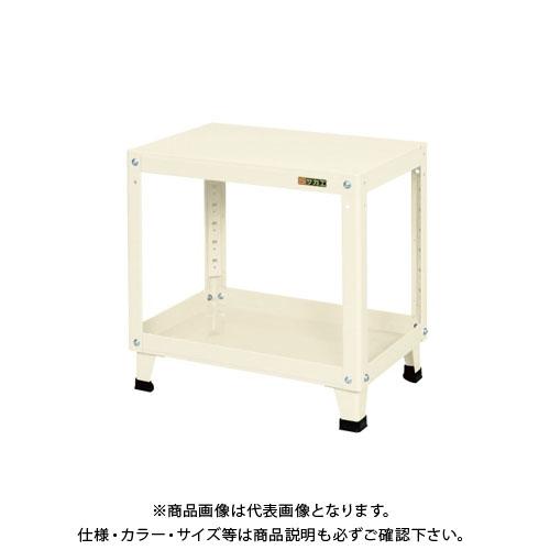 【直送品】サカエ スーパーワゴン 固定タイプ KMN-156I