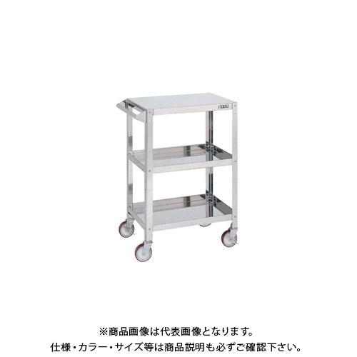 【直送品】サカエ ステンレス スーパーワゴン KMR-150SS