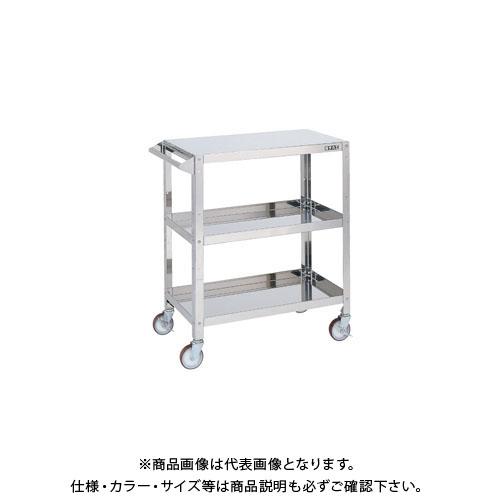 【直送品】サカエ ステンレス スーパーワゴン KR-200SS