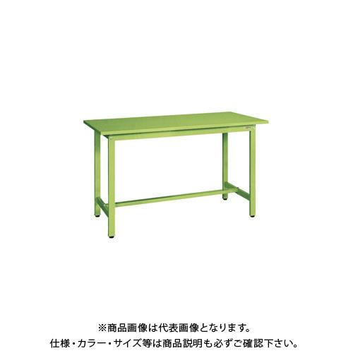 2019公式店舗 【直送品】サカエ KSD-189S:KanamonoYaSan KYS  軽量立ち作業台KSDタイプ-DIY・工具