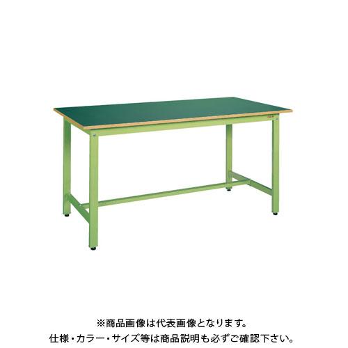 【直送品】サカエ 中量立作業台KTDタイプ KTD-483F