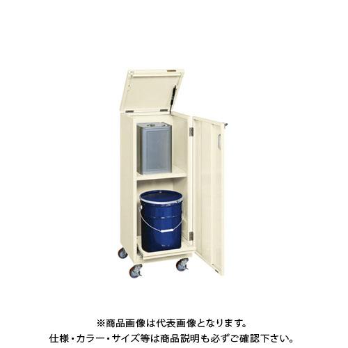 【直送品】サカエ 一斗缶保管庫(一斗缶・ペール缶兼用)スチールタイプ KU-ITKNER