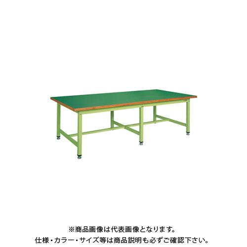 【直送品】サカエ 大型作業台・重量KWタイプ KWF-2412