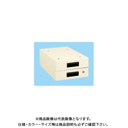 【直送品】サカエ 作業台オプションキャビネット ML-2AB