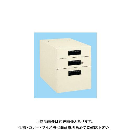 【直送品】サカエ 作業台オプションキャビネット ML-3AC